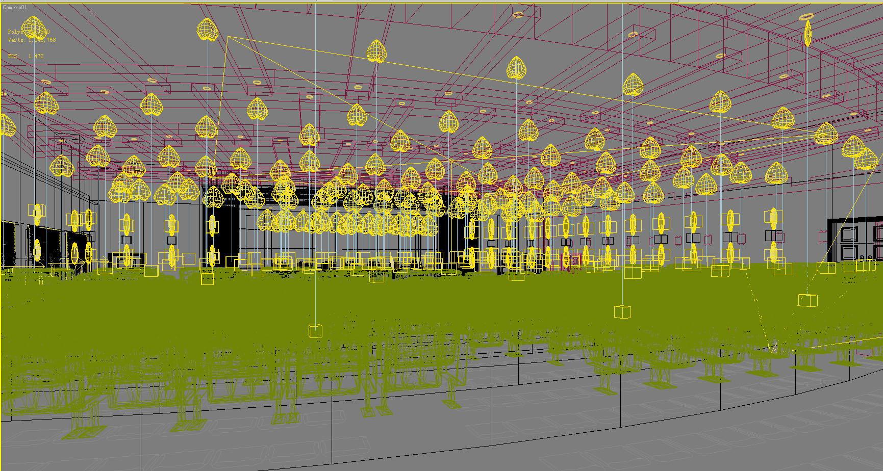 auditorium room002 v2 3d model max 125228