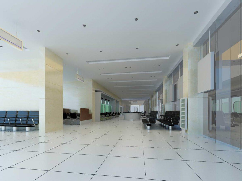 bank space 0142 3d model max 125197