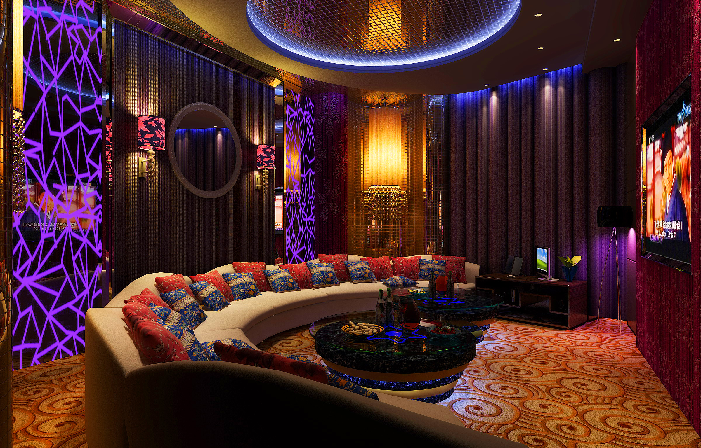 bar space 0062 3d model max 125184