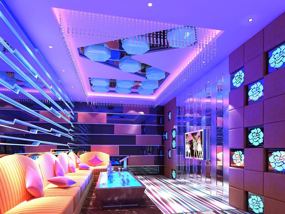 bar space 011 3d model max 125172