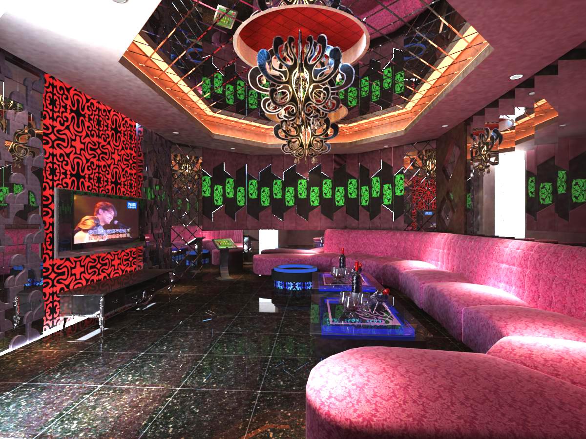 bar space 012 3d model max 125170
