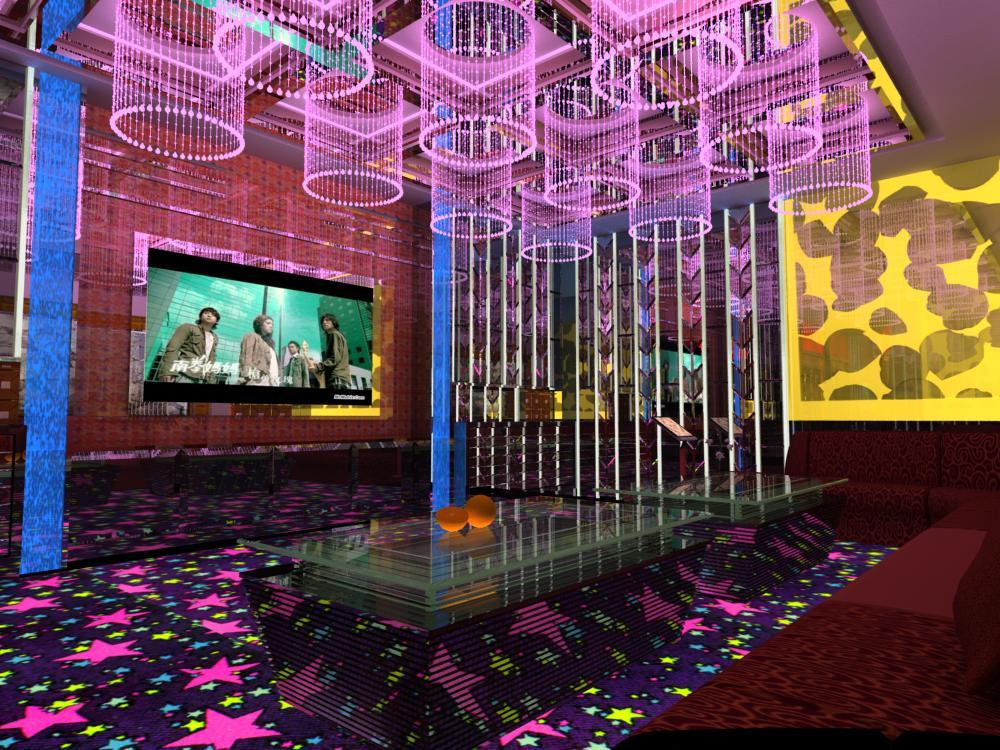 bar space 015 3d model max 125166