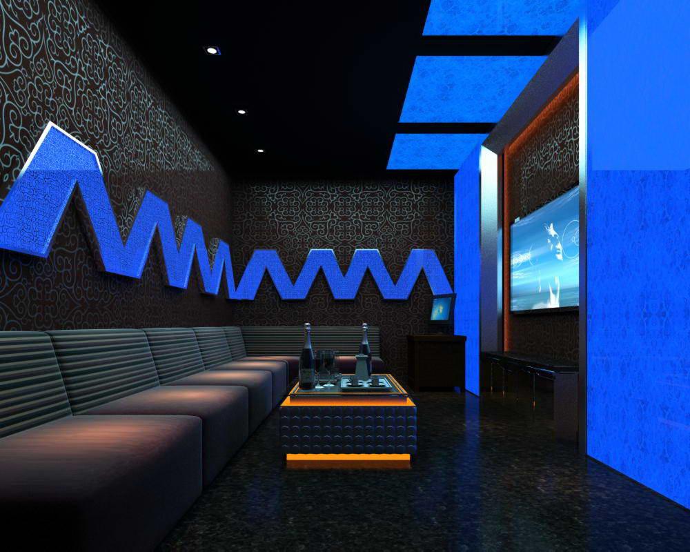 bar space 017 3d model max 125162