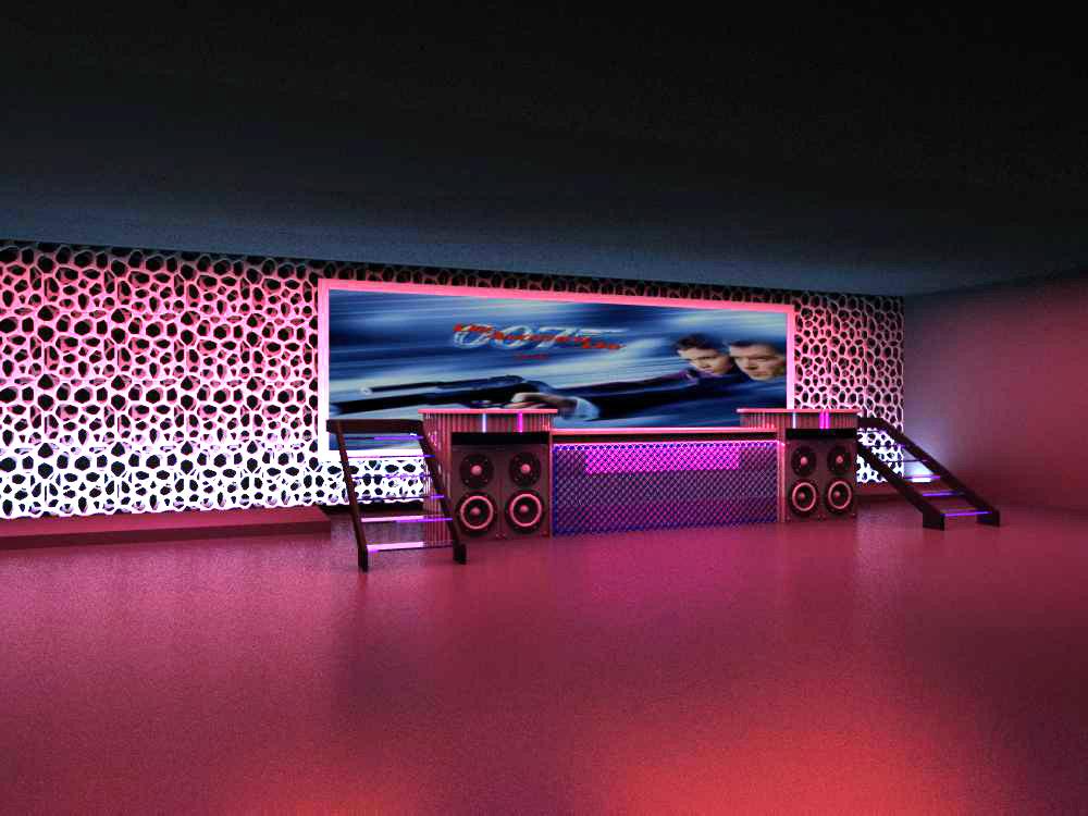 bar space 019 3d model max 125160