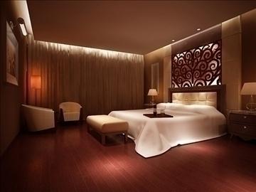 bedroom 10 3d model max 94473