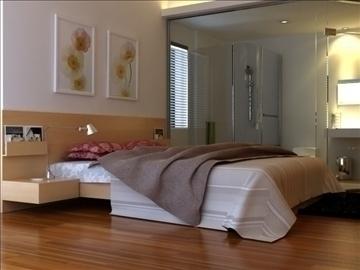 bedroom 12 3d model max 94479