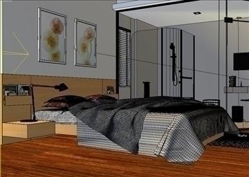 bedroom 12 3d model max 94481