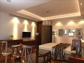 bedroom 13 3d model max 94483