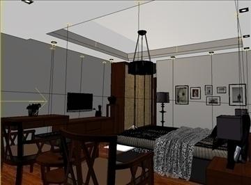 bedroom 13 3d model max 94484