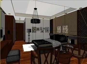 bedroom 13 3d model max 94485