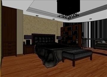 bedroom 14 3d model max 94488