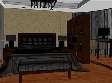 bedroom 18 3d model max 100438
