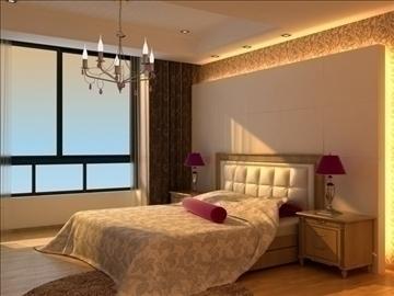 bedroom 20 3d model max 101936
