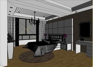 bedroom 20 3d model max 101937