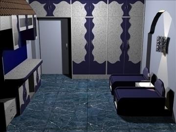 bedroom ( 74.17KB jpg by vivek3d )