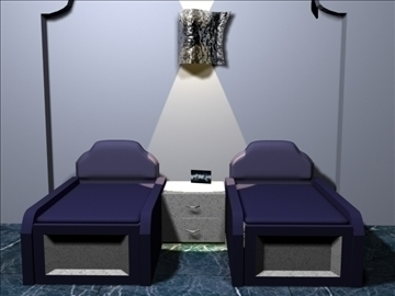 bedroom ( 53.54KB jpg by vivek3d )