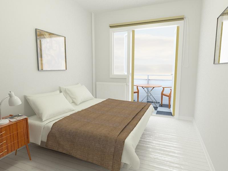 bedroom 7 3d model max 156750