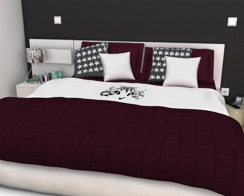 guļamistaba 8 3d modelis 3ds max fbx c4d ma mb obj 159555