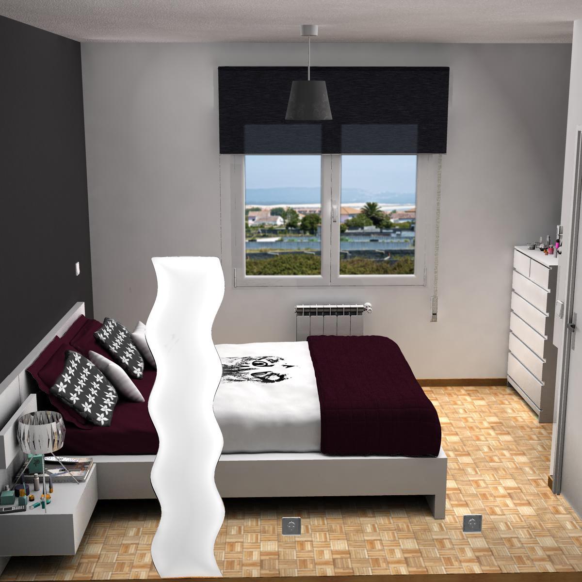 bedroom 8 3d model 3ds max fbx c4d ma mb obj 159564