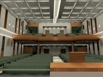 church interier 3d model 3ds max jpeg jpg 81338