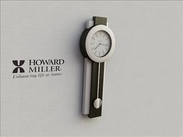 clock 3d model max 105903