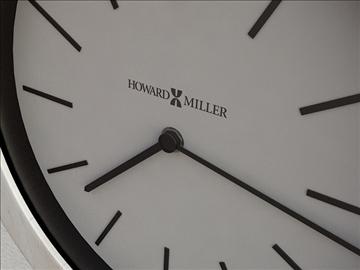clock 3d model max 105905