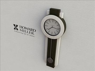 clock 3d model max 105906