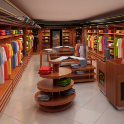 Clothing Store interior for Men and Women (Render  ( 240.49KB jpg by 5starsModels )