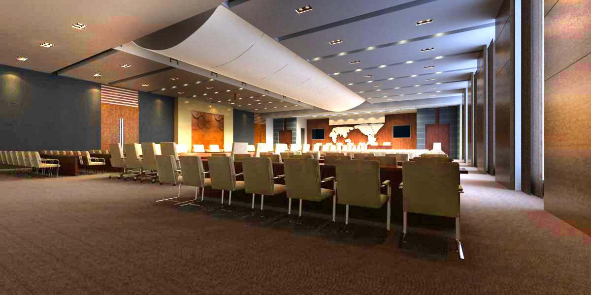 conference 078 3d model max 121636
