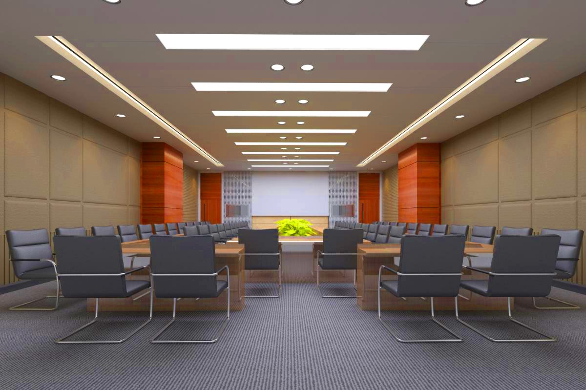 conference 083 3d model max 121646