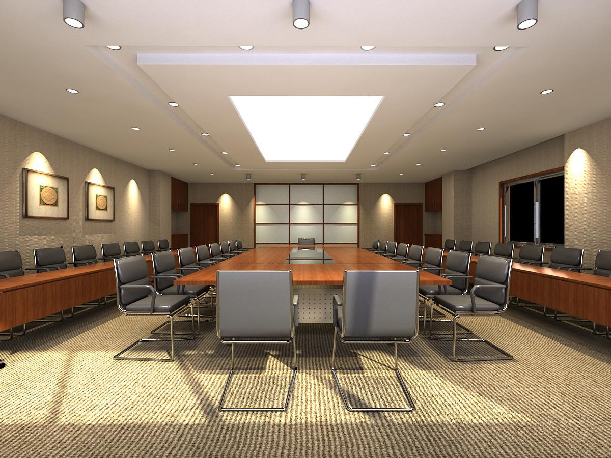 conference room 005 3d model max 138948