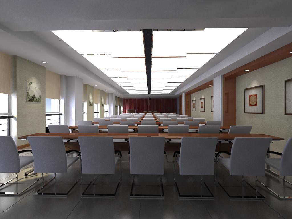 conference room 007 3d model max 138959