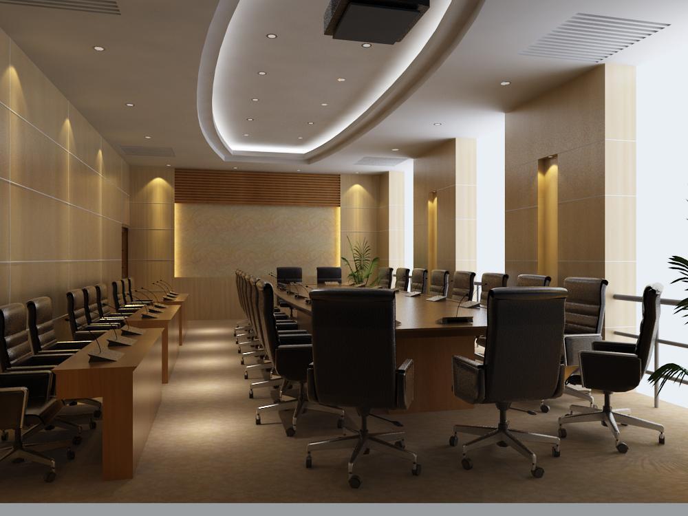 conference room 008 3d model max 138961