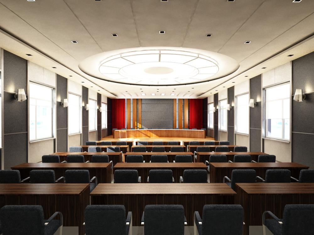 conference room 010 3d model max 138965