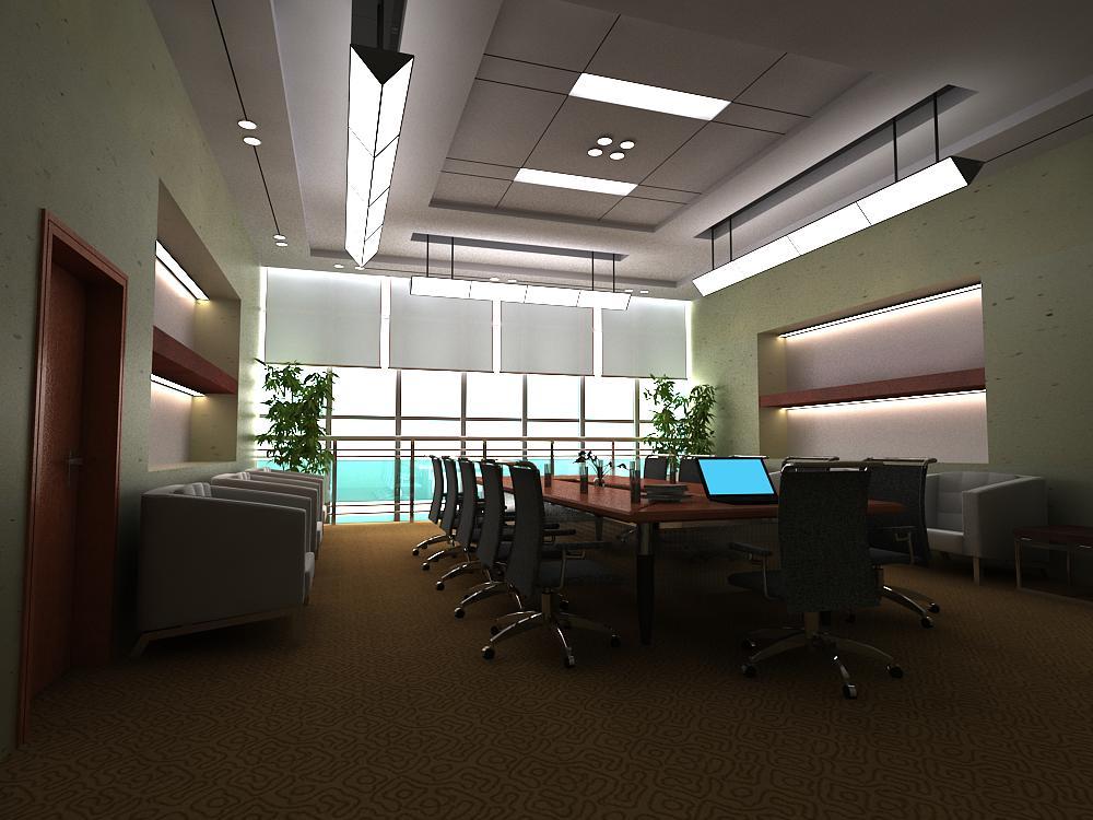 conference room 011 3d model max 138967