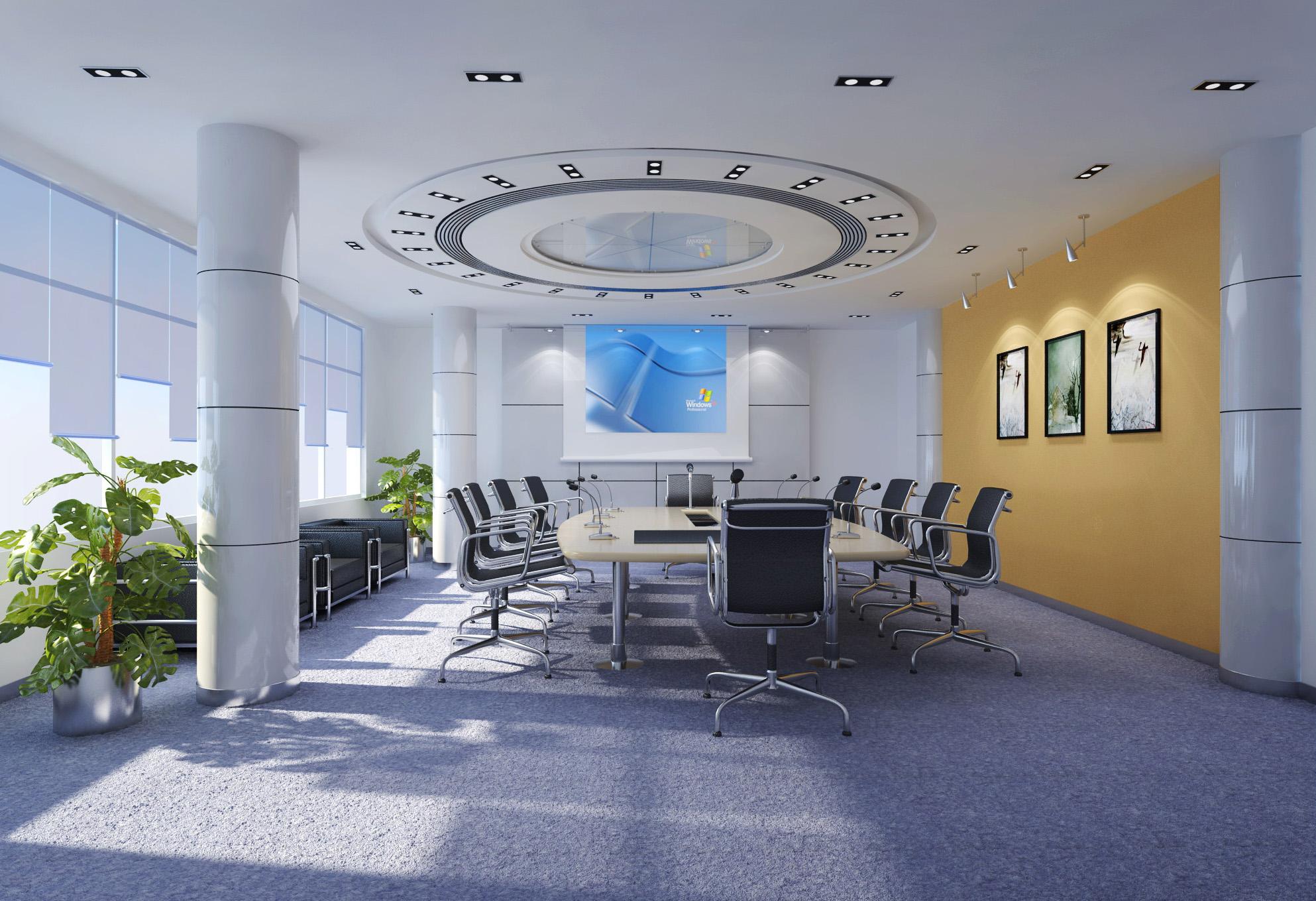 conference room 013 3d model max 138988