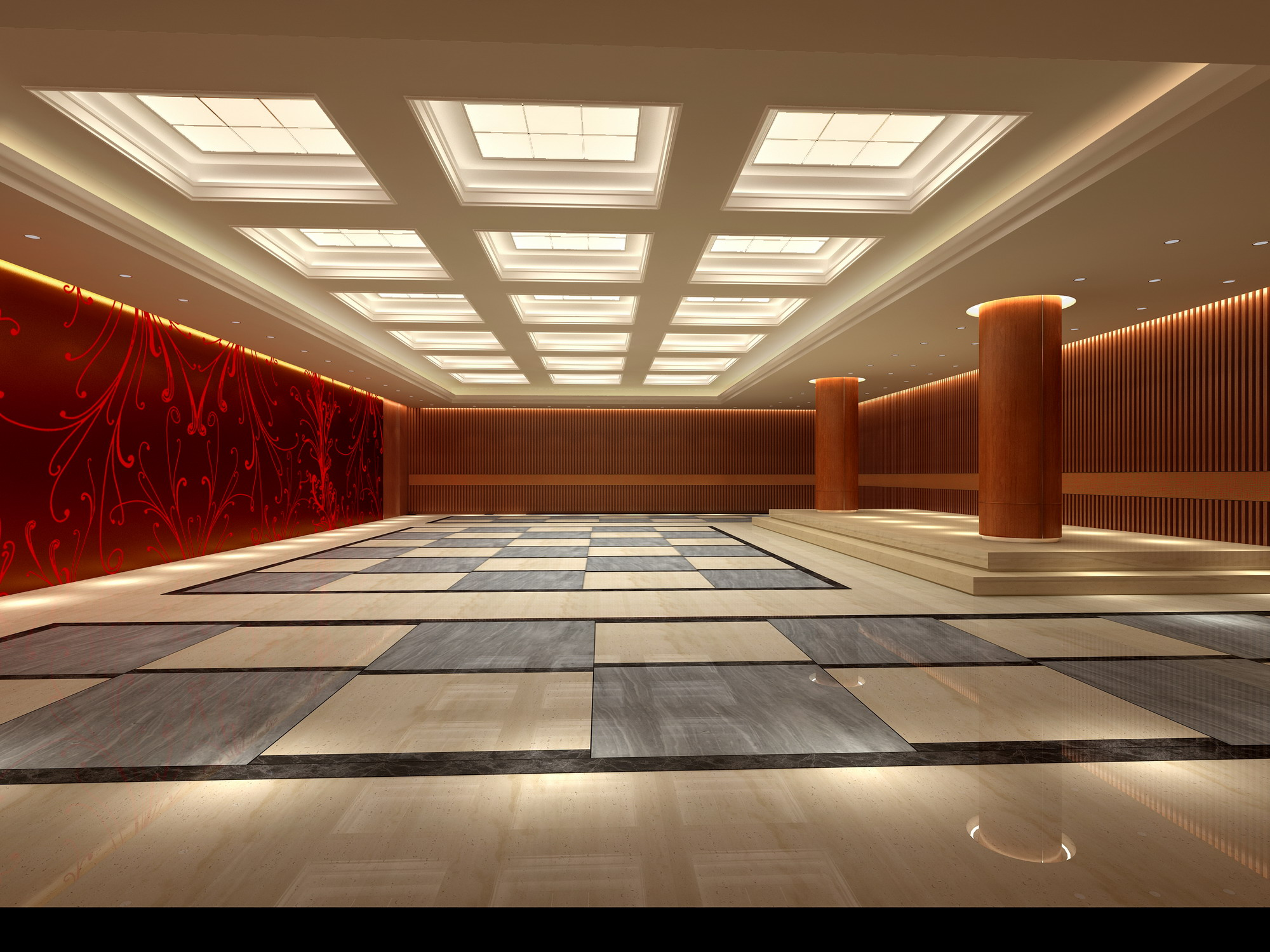 conference room 014 3d model max 138990