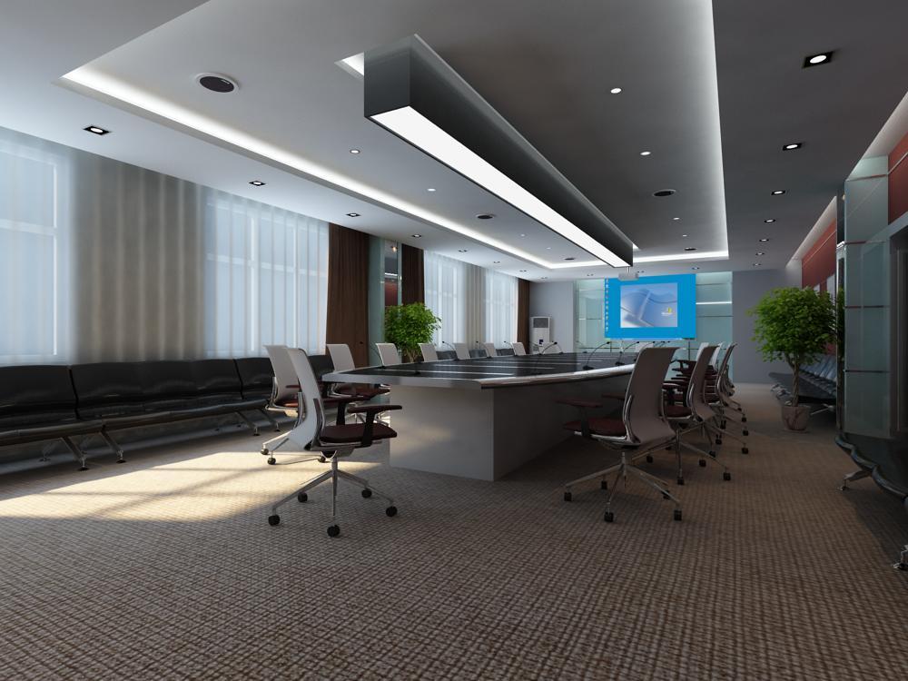conference room 015 3d model max 138992
