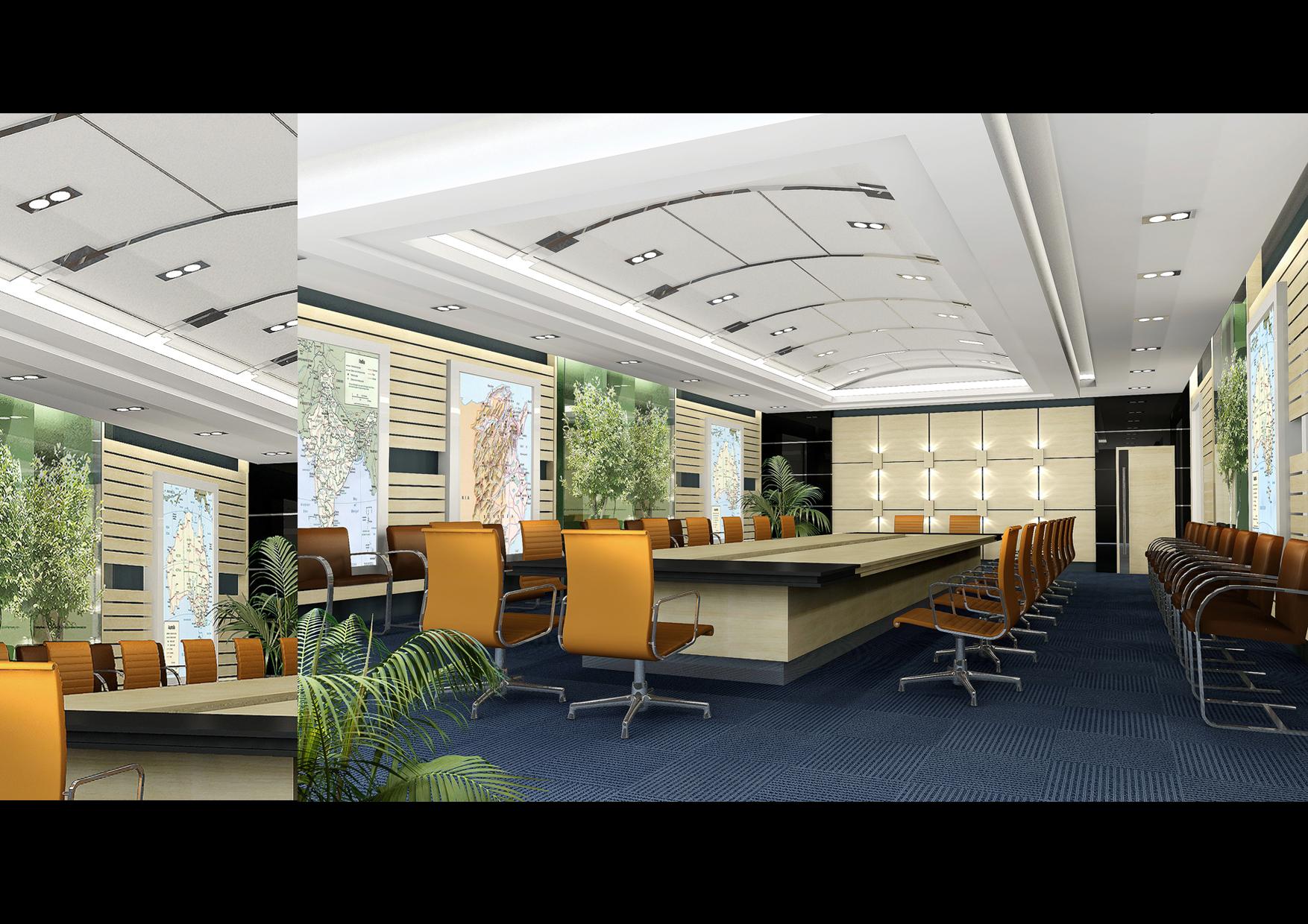 conference room 018 3d model max 138996
