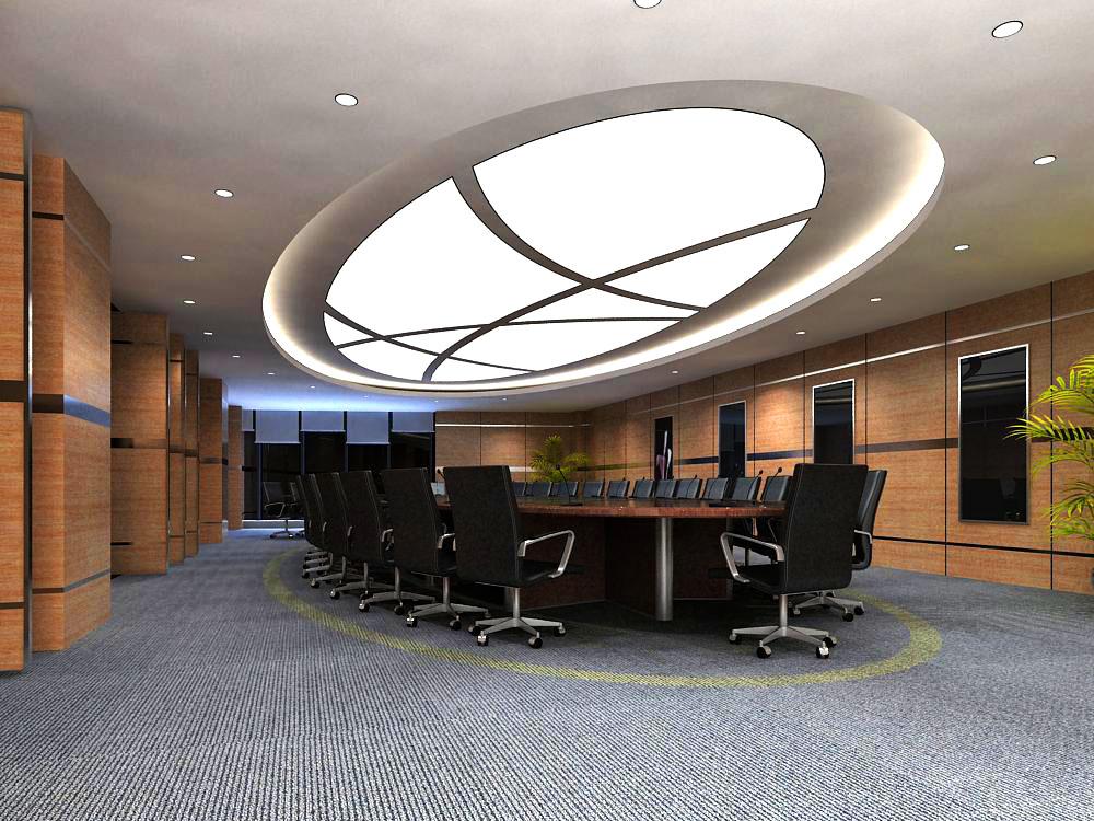 conference room 021 3d model max 139002