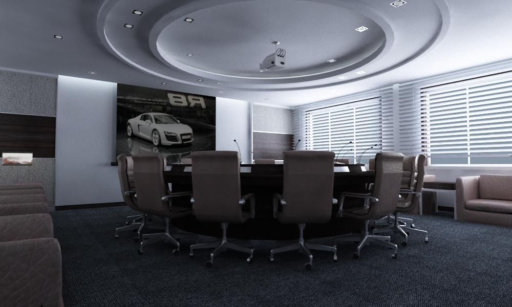 conference room 022 3d model max 139004