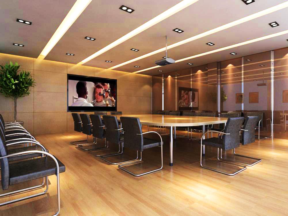 conference room 024 3d model max 139008