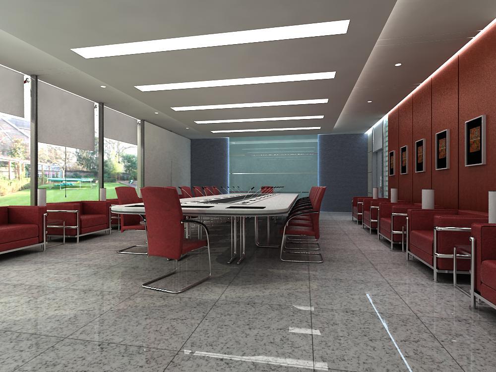 conference room 025 3d model max 139010