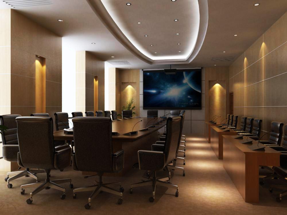 conference room 028 3d model max 139016
