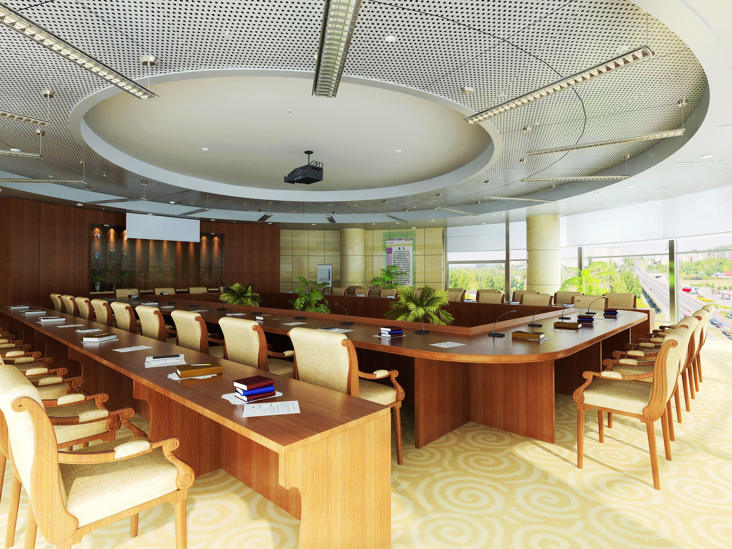 conference room 031 3d model max 139018
