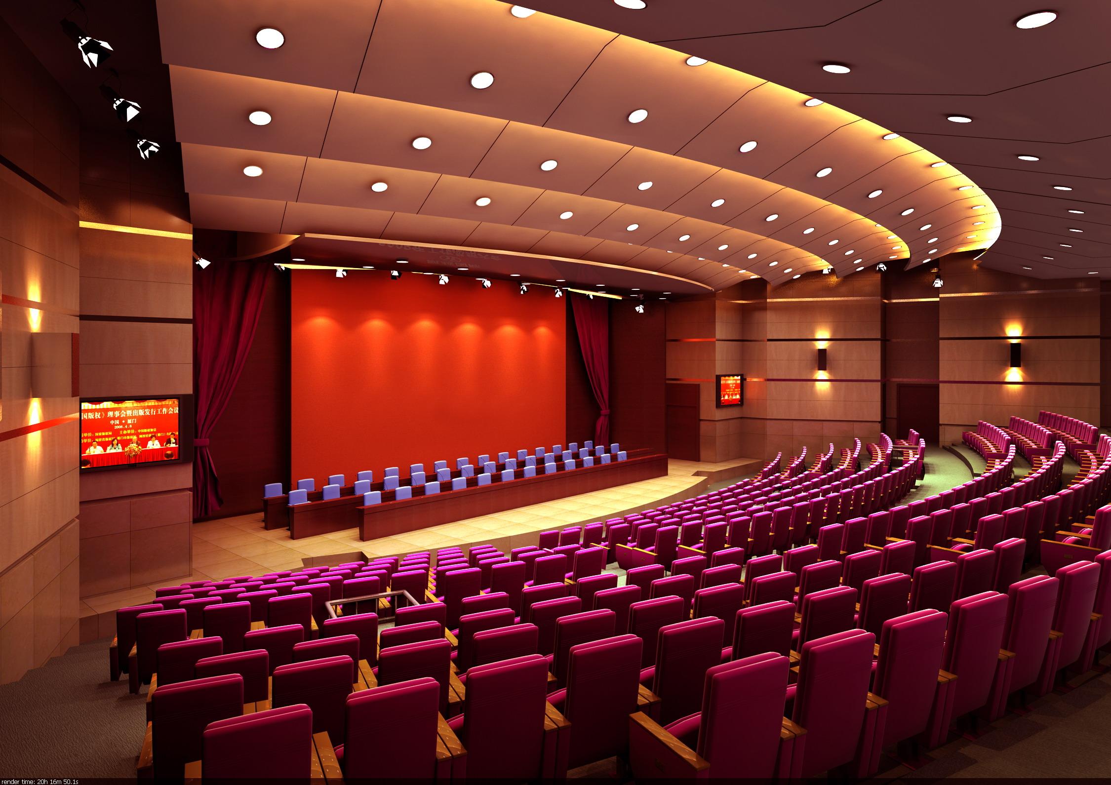 conference room 033 3d model max 139026