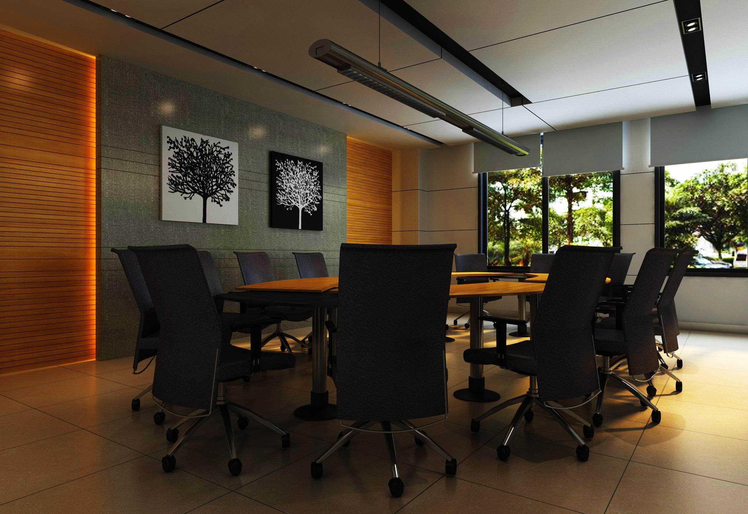 conference room 038 3d model max 139042