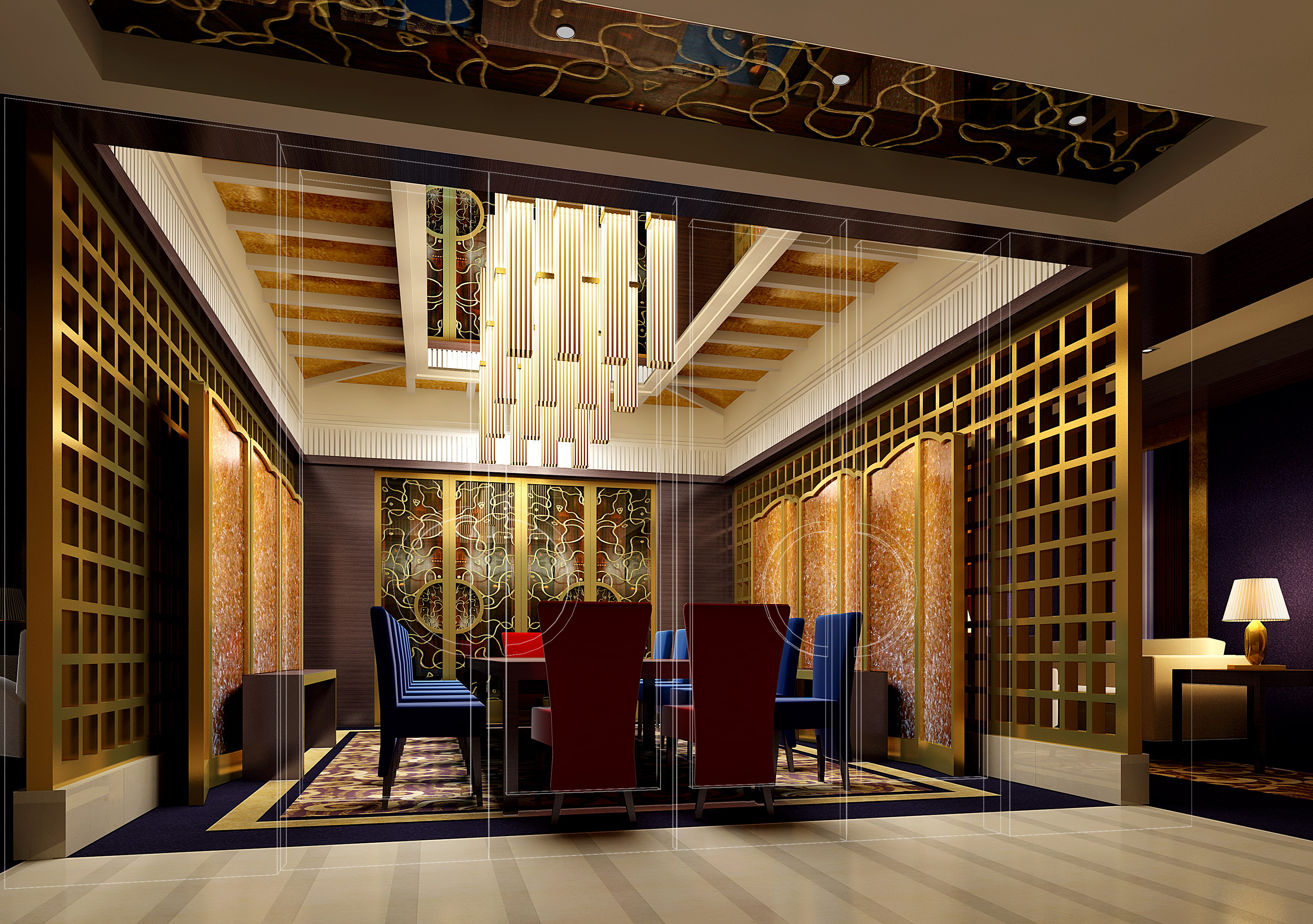 conference room 040 3d model max 139045