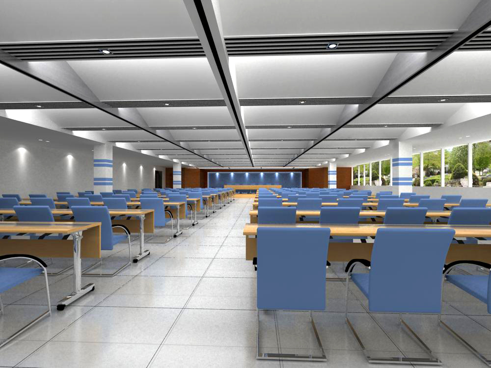 conference room 043 3d model max 139051