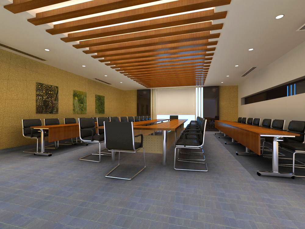 conference room 046 3d model max 139057